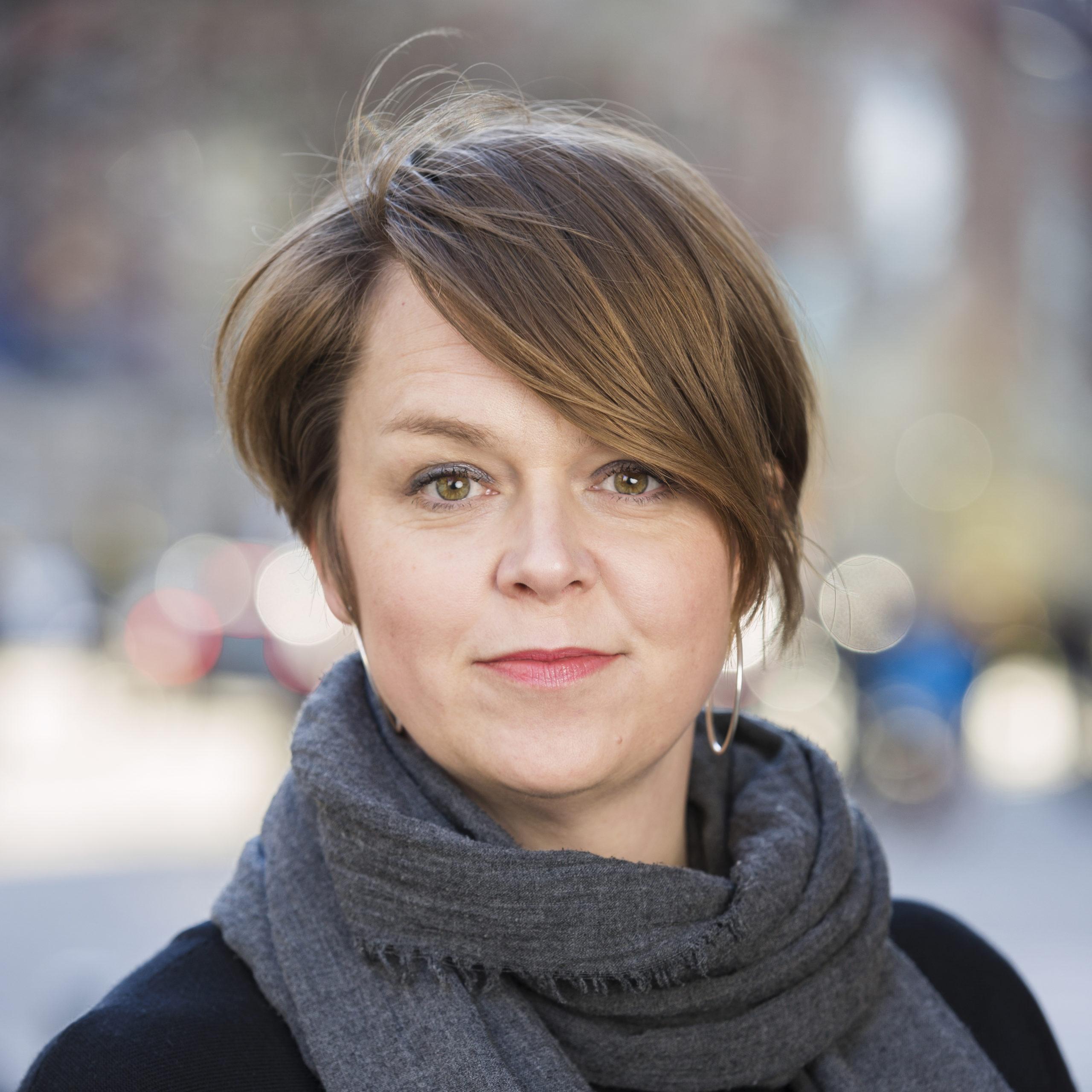 Malmö Mayor Katrin Stjernfeldt Jammeh